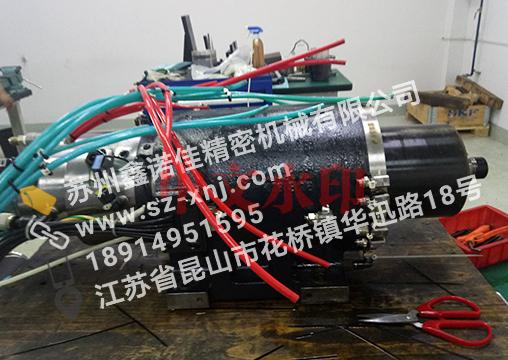 Makino-F系列电主轴维修