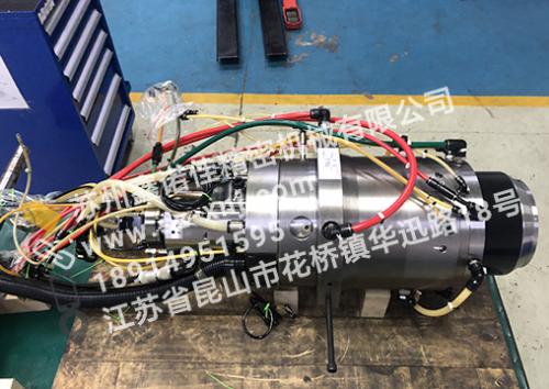 Makino-V系列电主轴维修